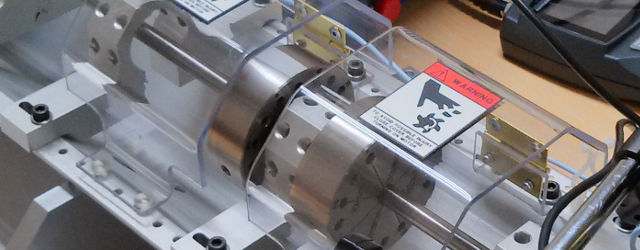 You are currently viewing Rotating Machinery Test Rig
